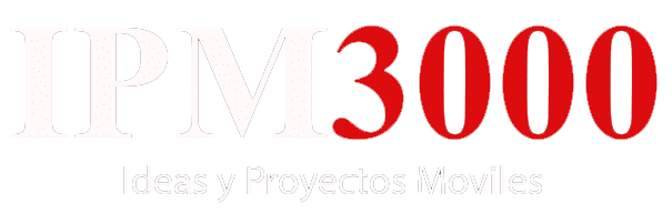 Logo IPM3000 - Ideas y Proyectos Moviles