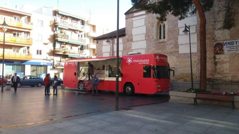 Vehiculos Publicitario Onda Madrid