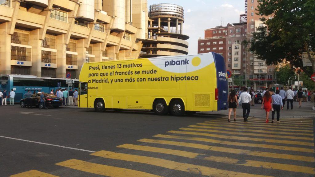 Vehiculos Publicitarios Pibank