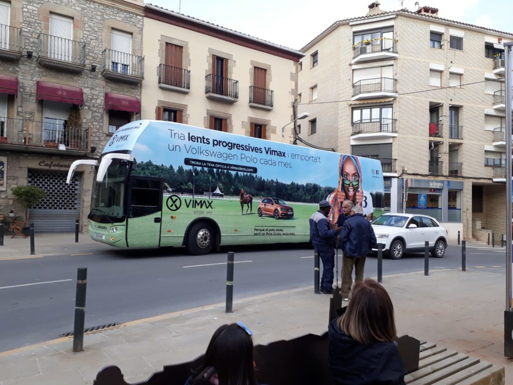 Autobuses Valla Vmax