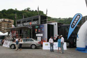 Camiones Publicitarios Punto Radio