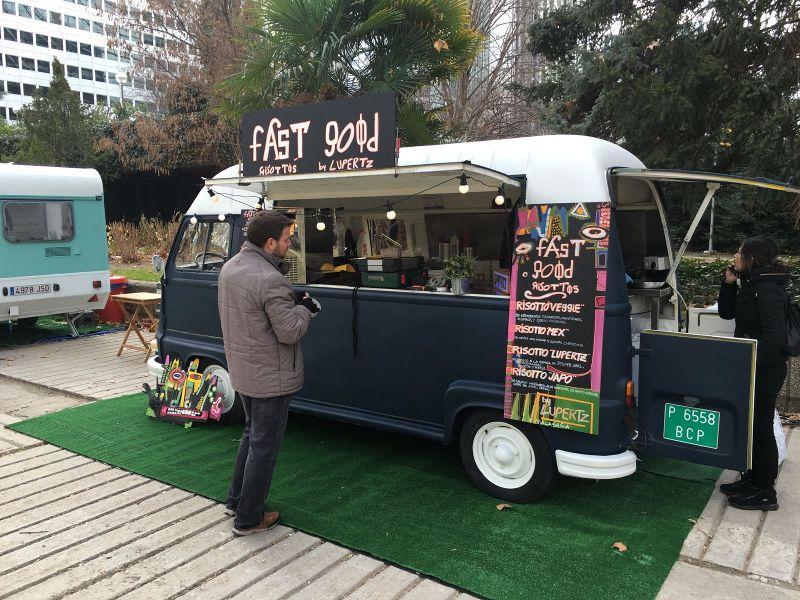 Ipm3000 Food Truck